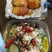 Photo Of Mario S Italian Restaurant Matthews Nc United States Greek Salad