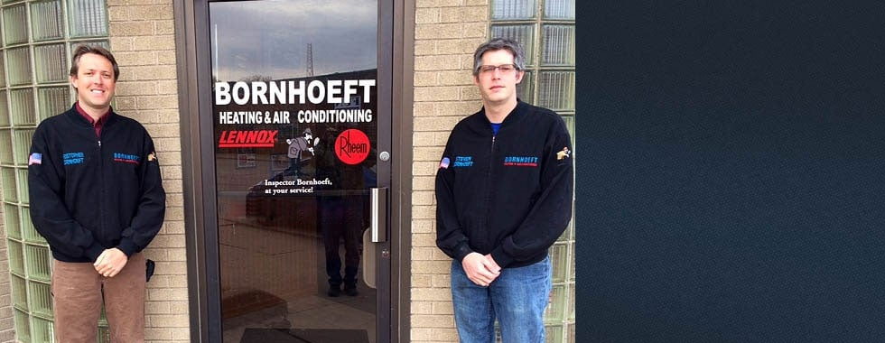 Bornhoeft Heating & Air Conditioning: 620 15th Ave, East Moline, IL