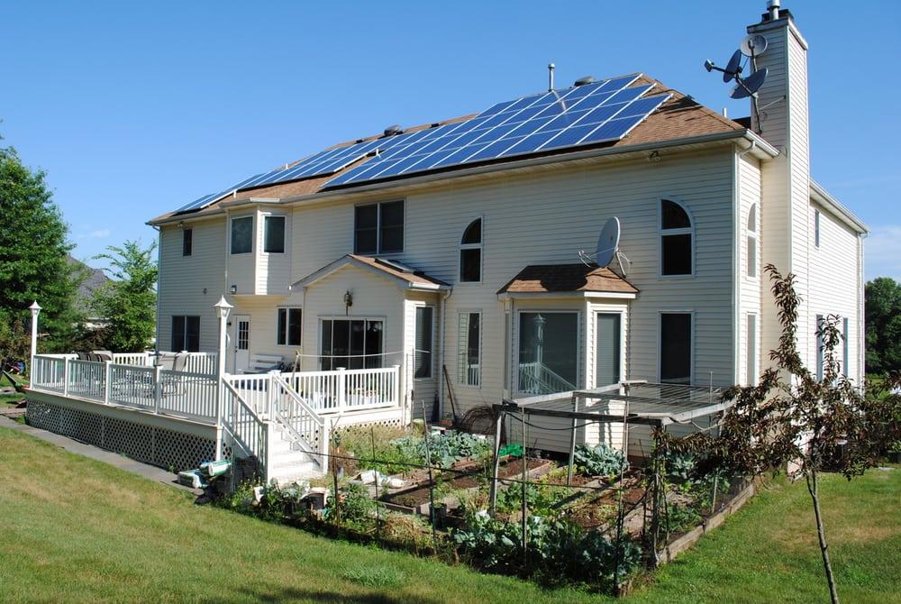 Amergy Solar Solar Installation 255 Old New Brunswick
