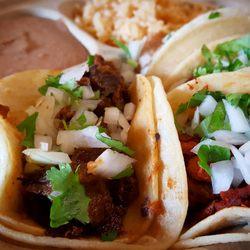 Photo Of El Palote Panaderia Dallas Tx United States Their Vegan Tacos