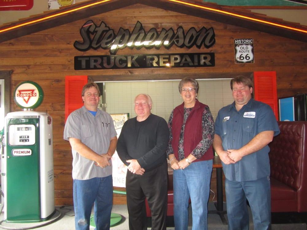 Stephenson Truck Repair: 4201 Industrial Ave, Lincoln, NE