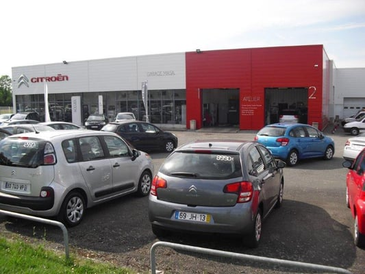Concessionnaire citro n garage masa concessionari auto for Garage herblay route de conflans