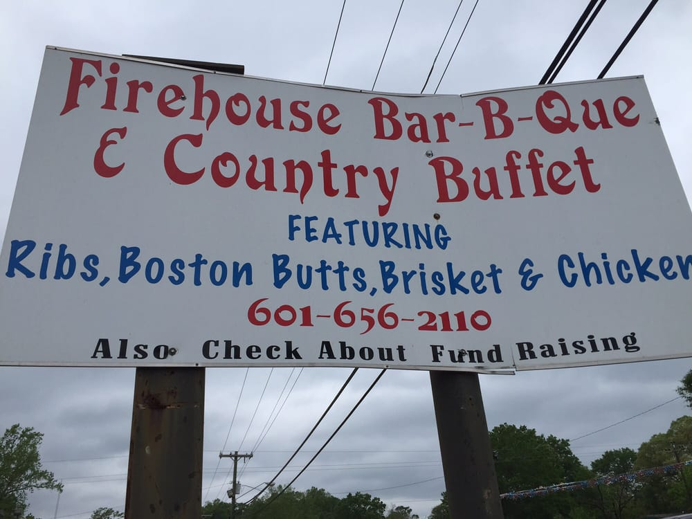 Firehouse Bar-B-Que: 270 W Beacon St, Philadelphia, MS