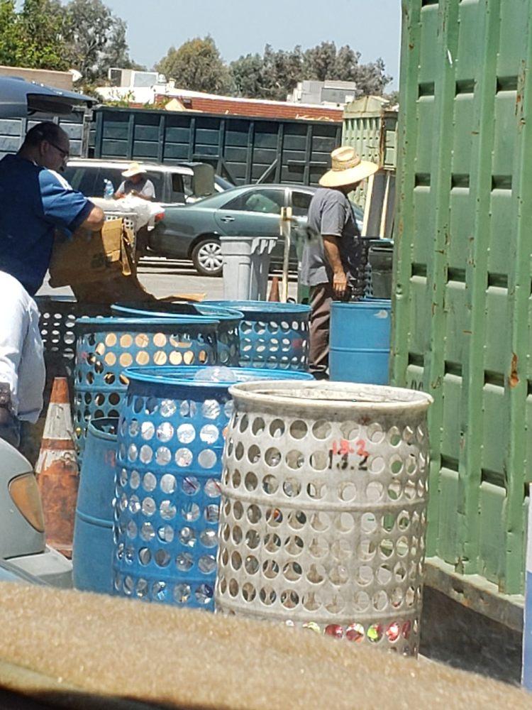 Monrovia Recycling Center: 145 W Duarte Rd, Monrovia, CA