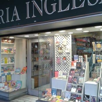 Librer a inglesa librer as av pedro de valdivia 47 providencia rm providencia chile - Libreria couceiro santiago ...