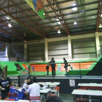 jump street trampoline park