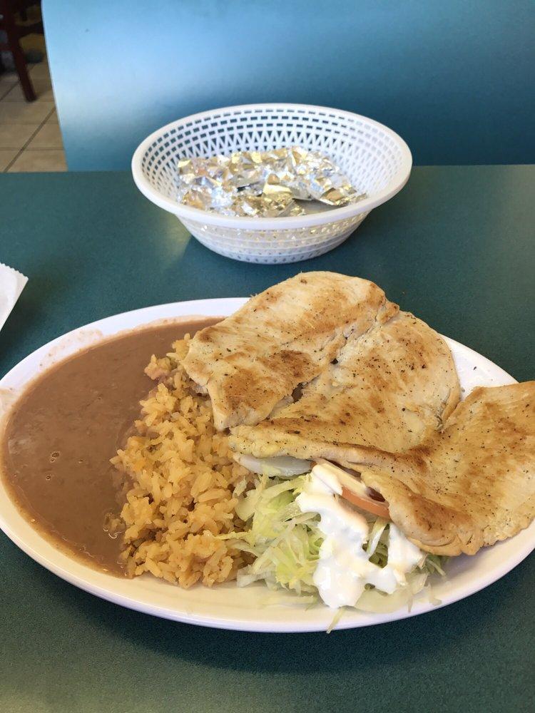 El Sol Mexican Restaurant: 109 E Main St, Faison, NC