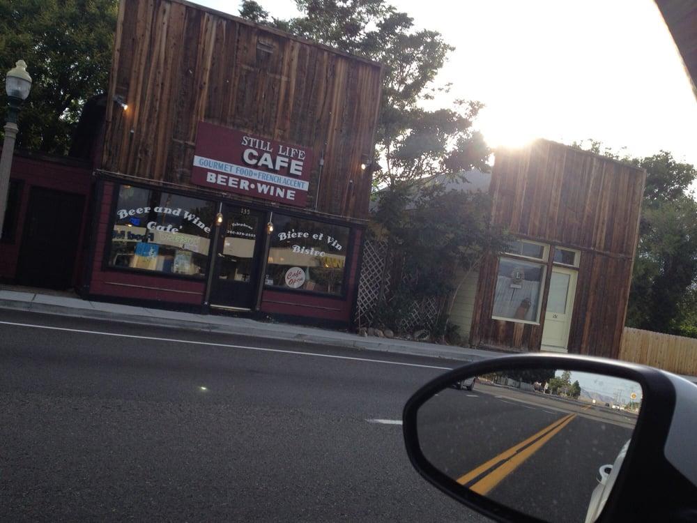 Still Life Cafe Independence Ca