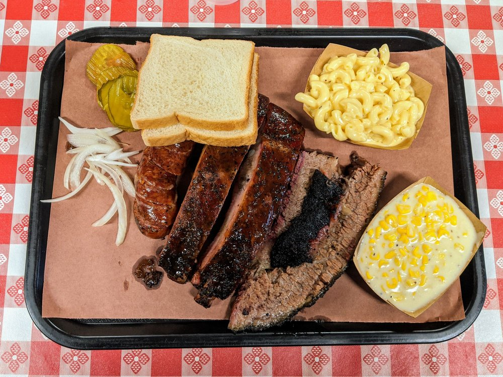 Teddy's Barbecue: 2807 N Texas Blvd, Weslaco, TX