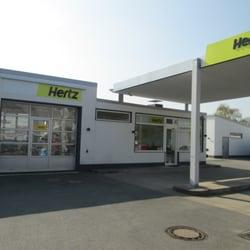 Hertz - Car Rental - Wehrstr  13-15, Oberhausen, Nordrhein