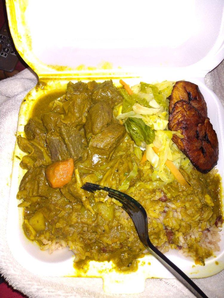Kingston's Caribbean Restaurant: 2100 Candler Rd, Decatur, GA