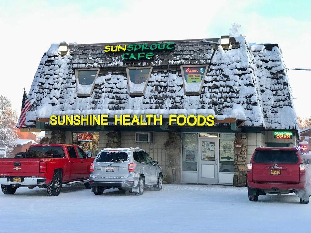 Sunshine Health Foods: 3525 College Rd, Fairbanks, AK
