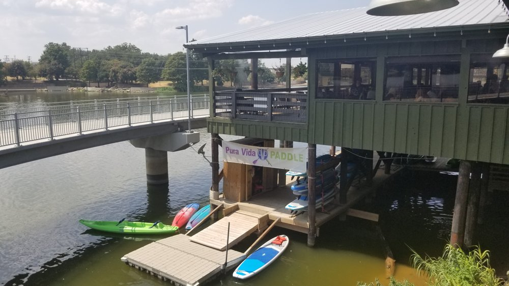 Pura Vida Paddle: 100 N Interstate 35, Waco, TX