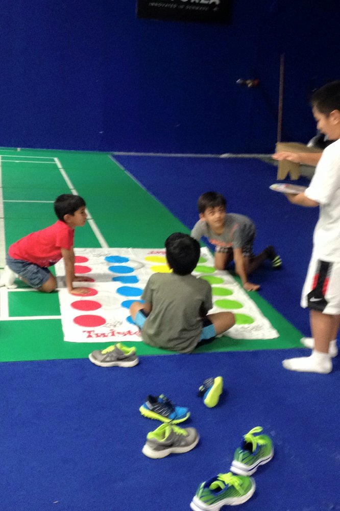 Day Camps For Small Kids Half Badminton Half Other Fun Activities
