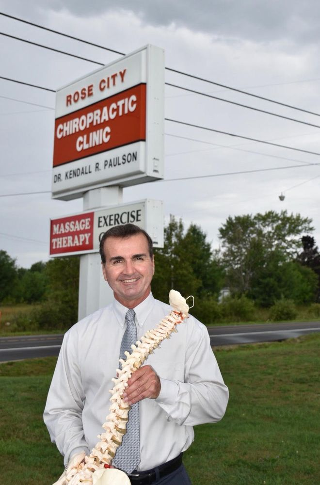 Rose City Chiropractic Clinic: 3292 N M 33, Rose City, MI