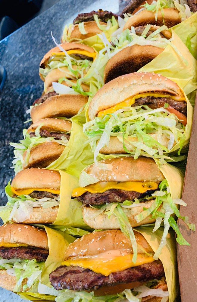 Andy's #4 Burgers: 83699 Indio Blvd, Indio, CA