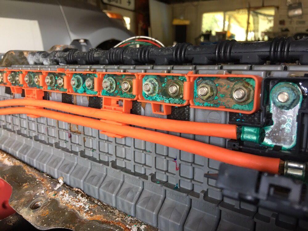 Hybrid Battery Service Repair