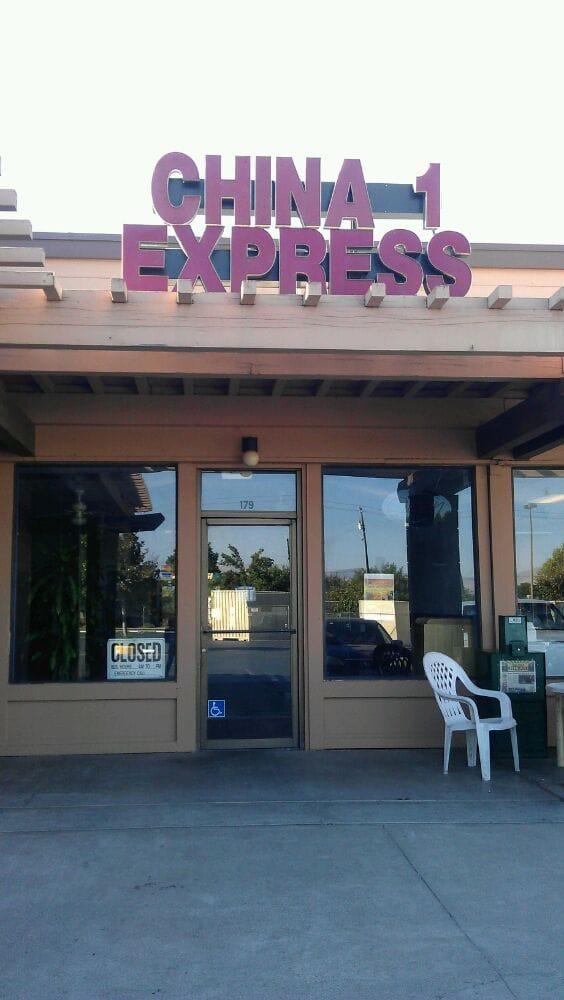 China 1 Express