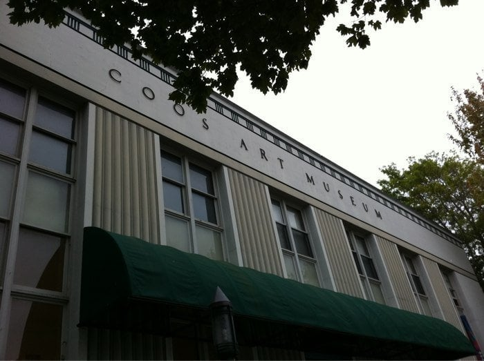 Coos Art Museum: 235 Anderson Ave, Coos Bay, OR