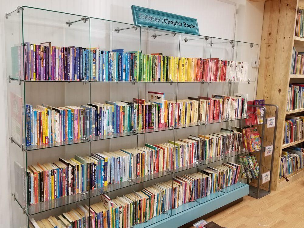 Tybrisa Books: 210 Main St NW, Lenoir, NC