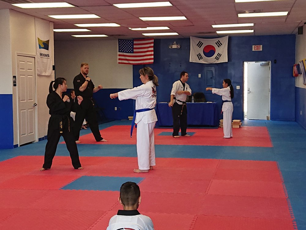 US Academy of Taekwondo
