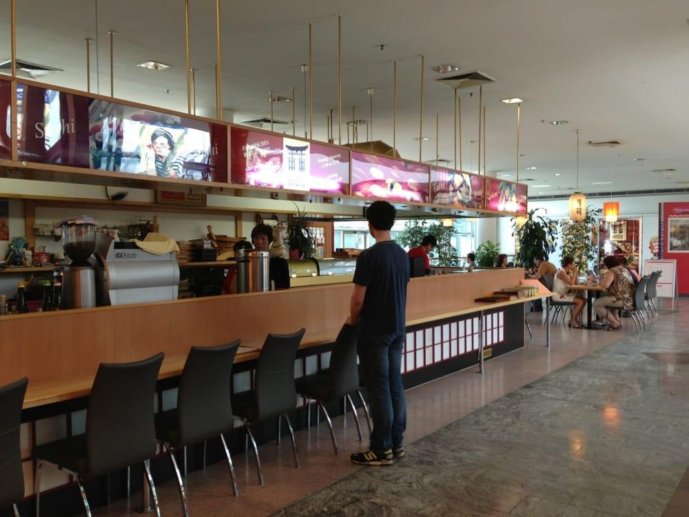 Japanisch Essen Zürich Flughafen ~ Sushi Restaurant Martin Kyoto  Japanisch  IganzKöck Str 1