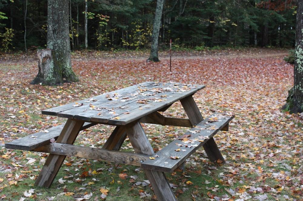 Rainbow Resort Cabins and Canoe Rental: 731 S Camp 10 Rd, Mio, MI