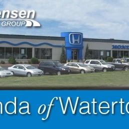 Honda of watertown 20 reviews car dealers 816 for Honda dealer phone number