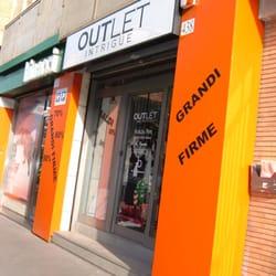 Outlet Intrigue - Outlet Stores - Via Tiburtina 438, Rome, Roma ...
