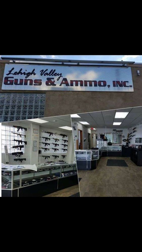 Lehigh Valley Guns And Ammo: 629 N 13th St, Allentown, PA