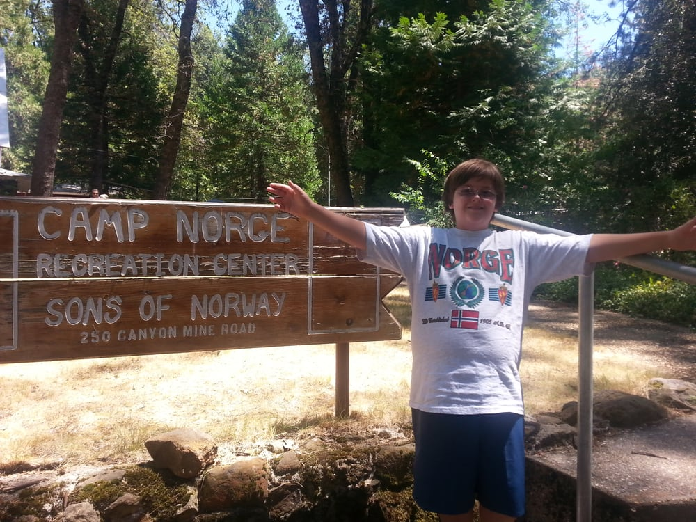 Sons of Norway Recreation Center: 250 Canyon Mine Rd, Alta, CA