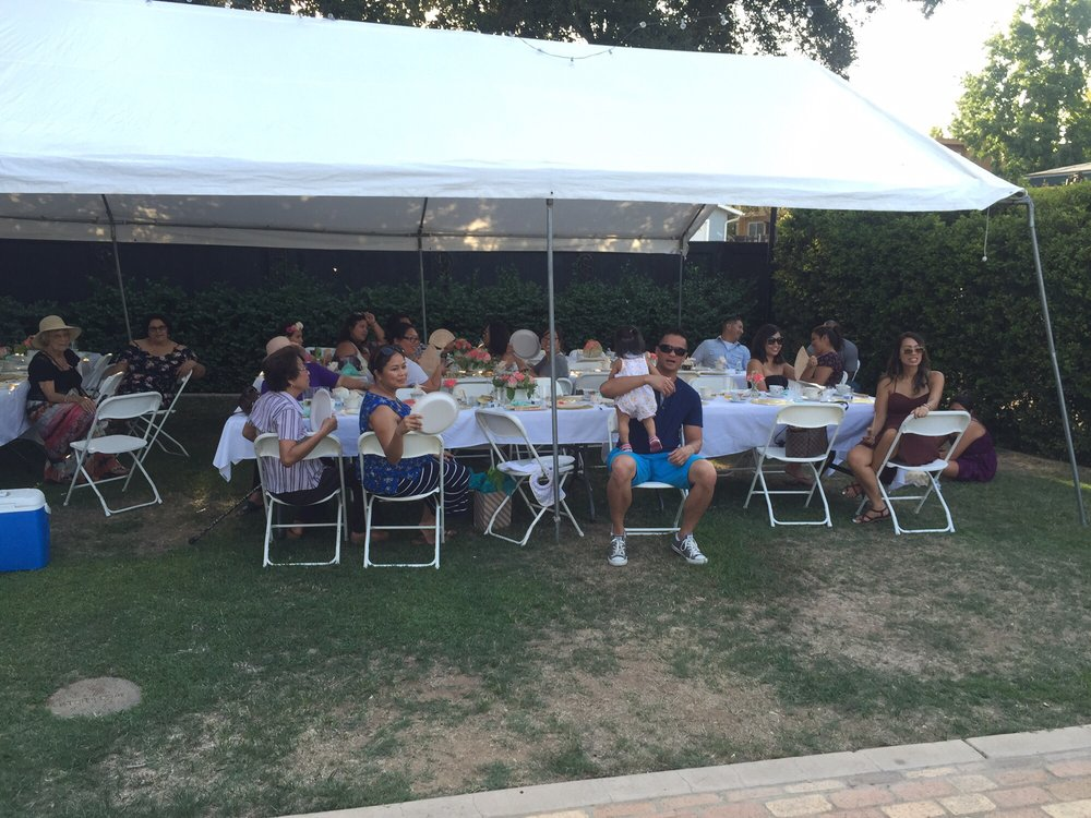 Photo of Lemon Grove Historical Society - Lemon Grove CA United States. Was & Was able to rent a 20x30 ft long canopy with a height of 12ft. Had ...