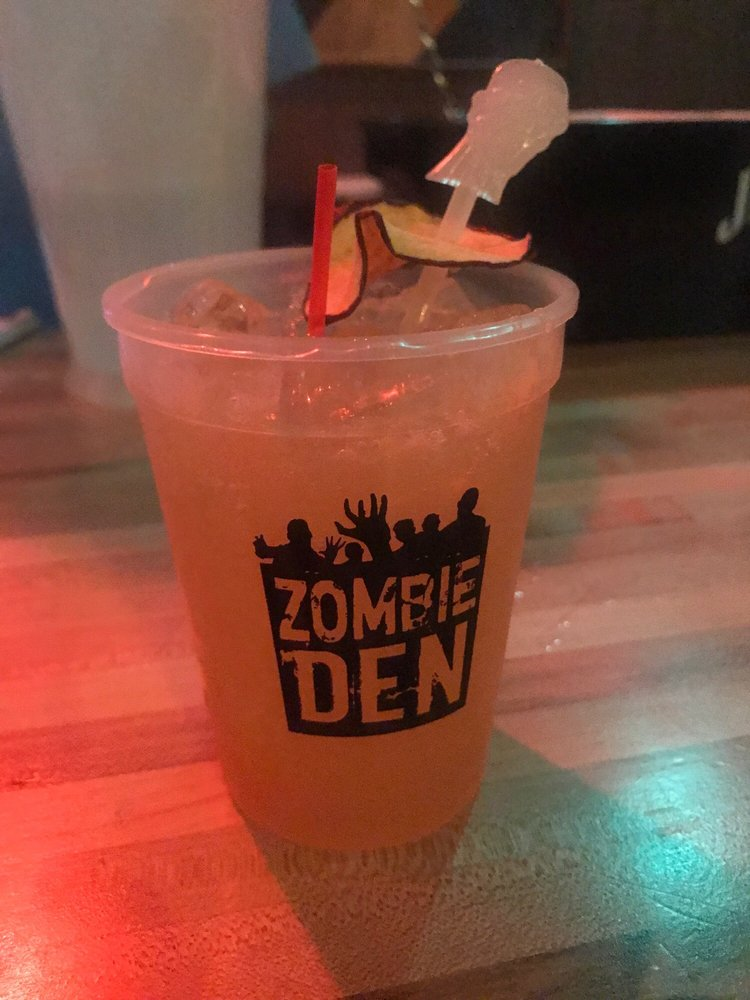 Zombie Den: Bar Of The Dead: 20 Market Square, Pittsburgh, PA