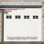 Longmont pro garage door 14 photos garage door for Garage door repair longmont co