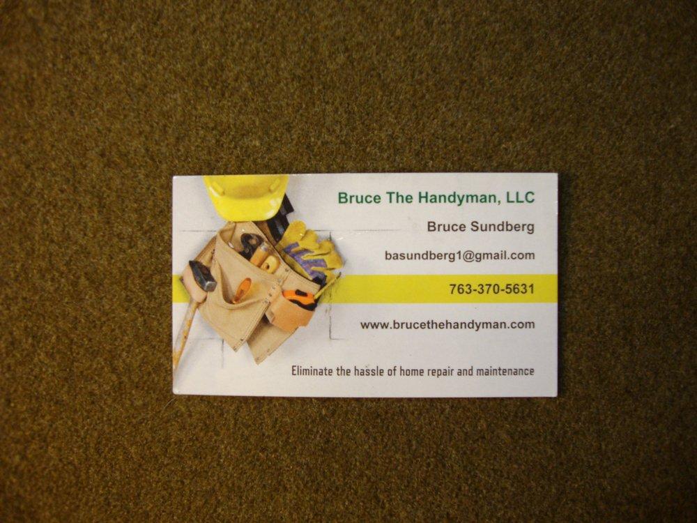 Bruce The Handyman: Oak Grove, MN