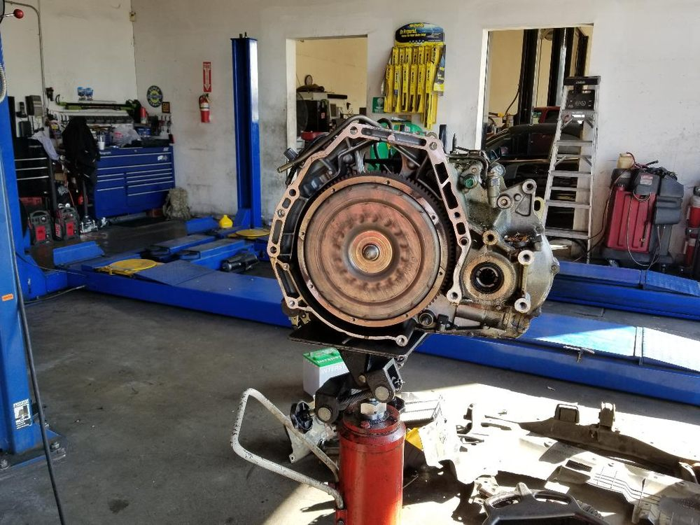 Photo Of Hye Tech Auto Repair Covina Ca United States Transmission