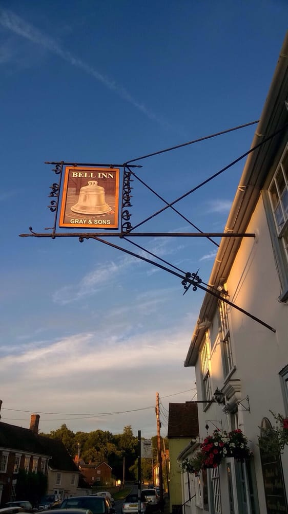 The Bell Inn: 10 St James Street, Halstead, ESS