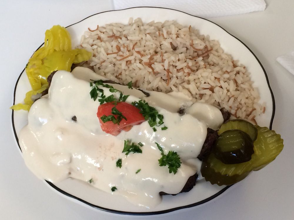 Damascus Restaurant: 449 N 2nd St, Allentown, PA