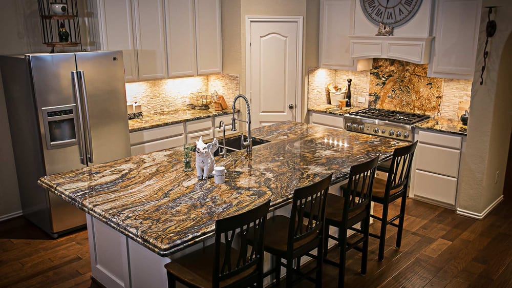 Houston Granite