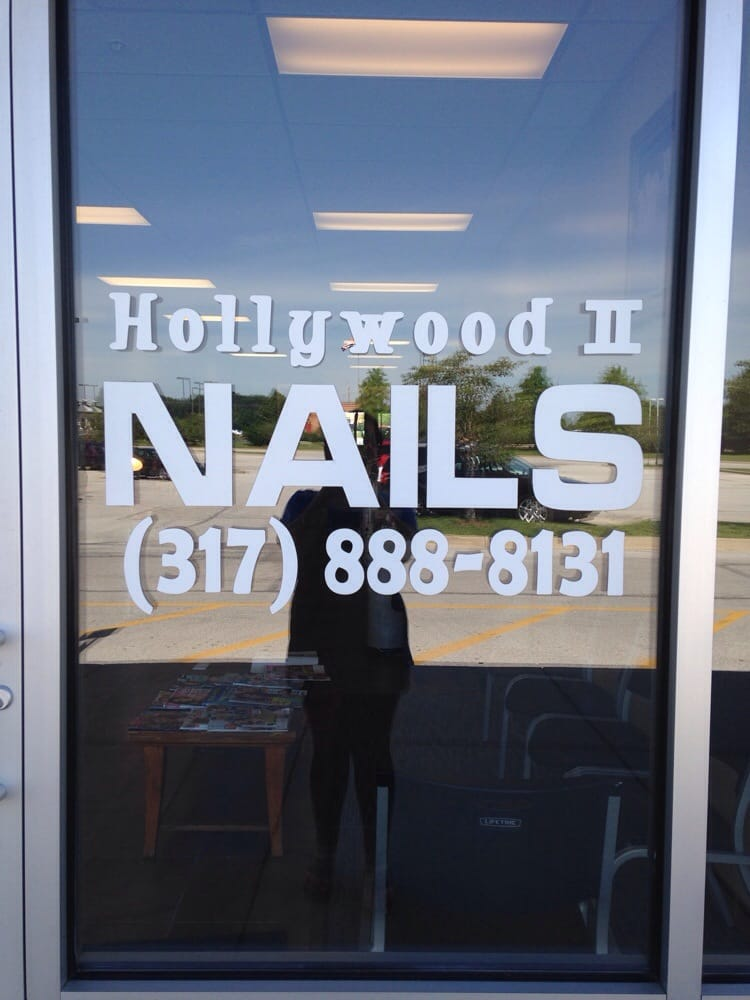 Hollywood II Nails: 2129 Independence Dr, Greenwood, IN
