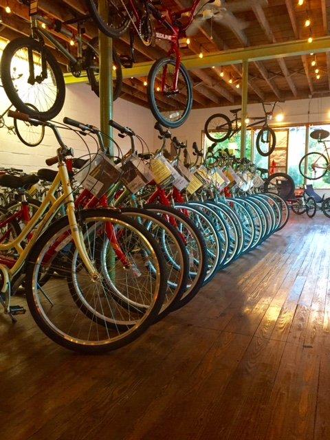 J&D Bicycles: 500 N Elm St, Troy, OH