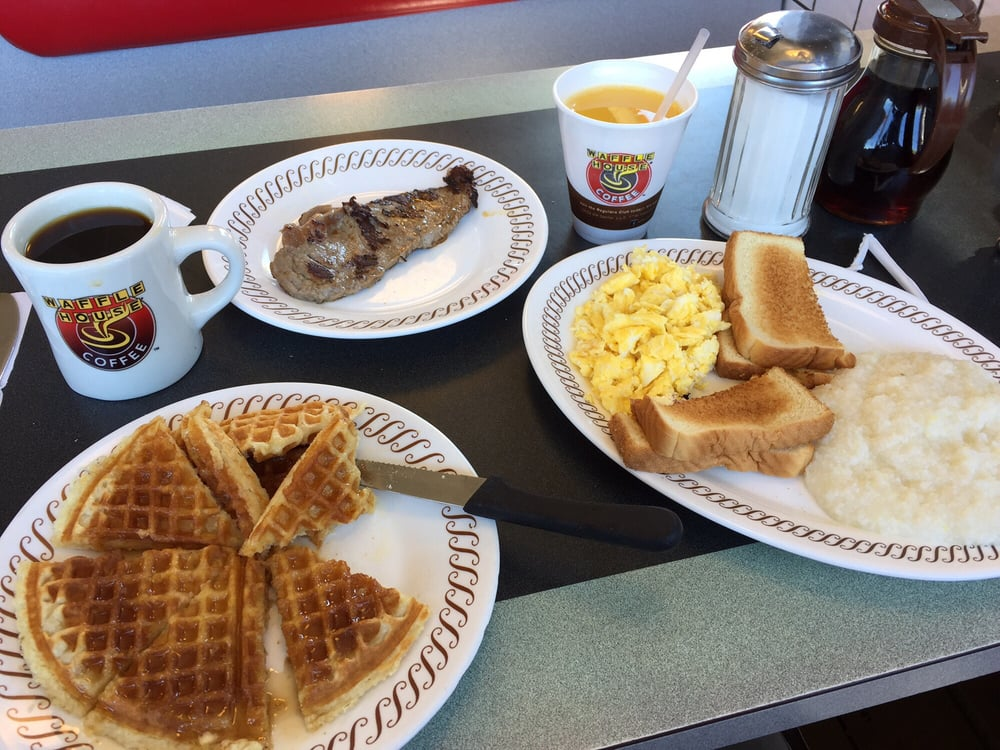 Waffle House: 1710 Richland Ave W, Aiken, SC