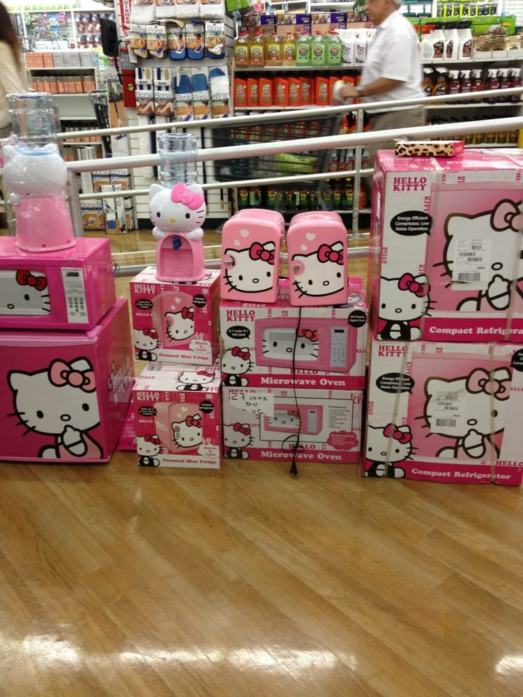 i died and was reincarnated into hello kitty appliances yelp. Black Bedroom Furniture Sets. Home Design Ideas
