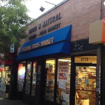 Good And Natural Health Food Store Bronx