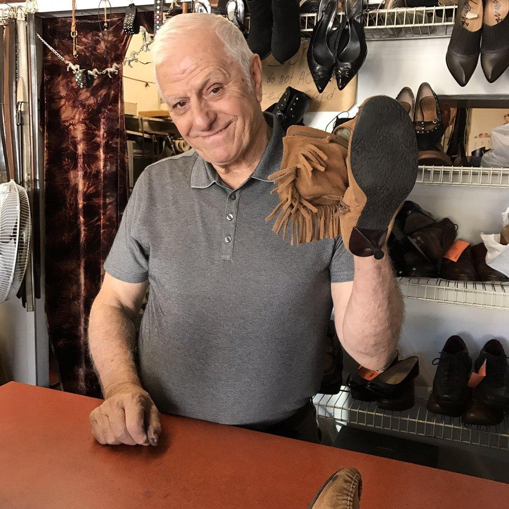Arki Shoe Repair