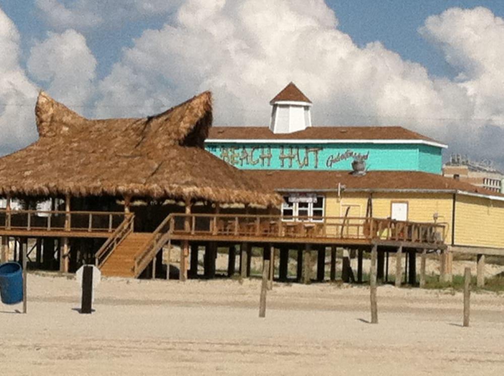 Restaurants Near Galveston Seawall
