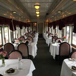 Essex clipper dinner train reviews