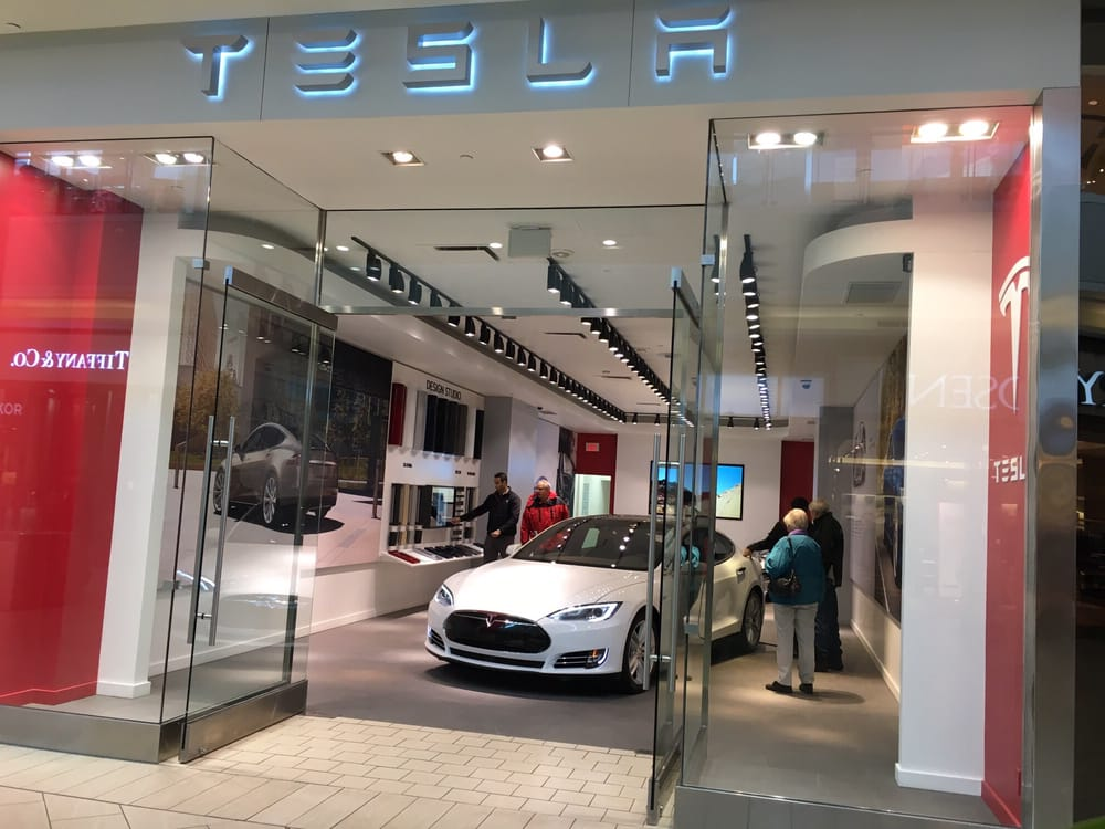 Calgary Auto Mall New Used Car Dealership Calgary: Tesla Dealership