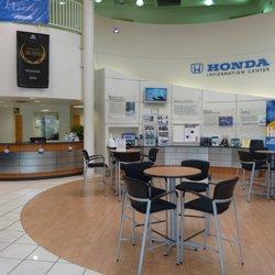 Photo Of Honda Cars Of Bellevue   Bellevue, NE, United States. Reception U0026