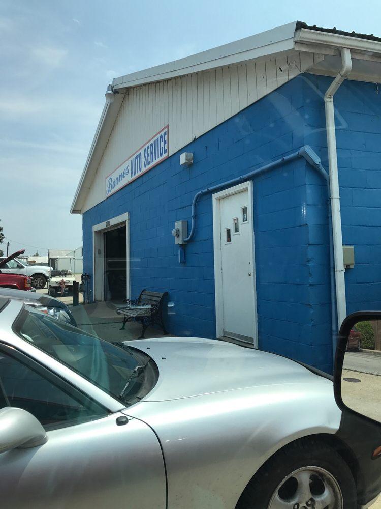 Barnes Auto Service Auto Repair 3730 Bishop Ln
